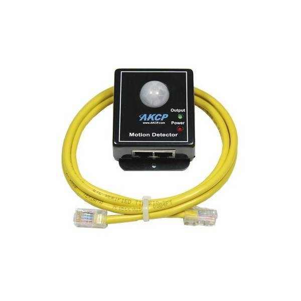 Detector de movimiento de AKCP - detector de movimiento PIR para su seguridad