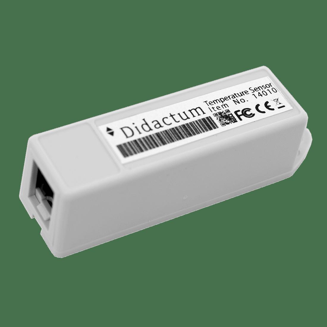 Temperatur im Serverschrank | Didactum® Security GmbH
