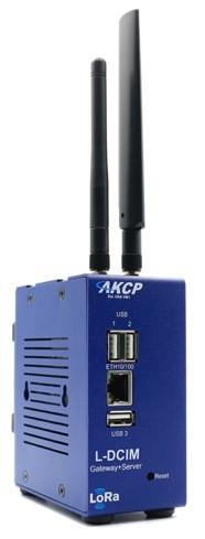 AKCP L-DCIM Wireless Sensor Gateway