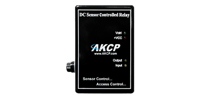 AKCP Sensor kontrolliertes Wechselstrom-Relais - DC