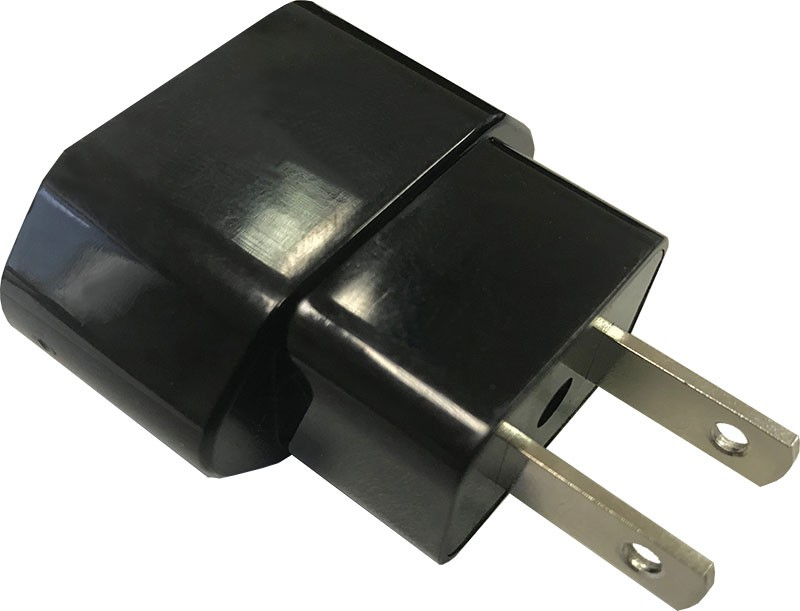 European to American Outlet Plug Adapter