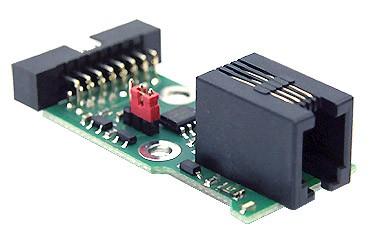 1-Wire Modul für Monitoring System 100 III und 50
