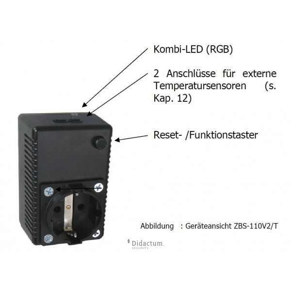 Smart Energy Meter ZBS-110 V2