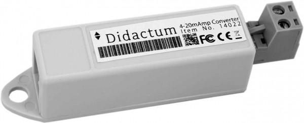 Didactum 4-20 mAmp Konverter