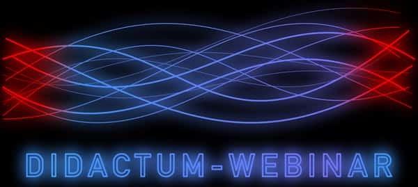 Didactum-Webinar