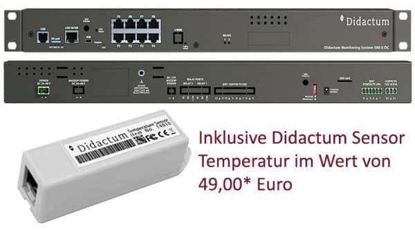 Monitoring System 500 II DC