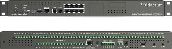 Monitoring System 700