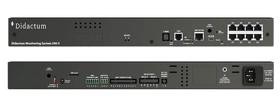 Monitoring System 500
