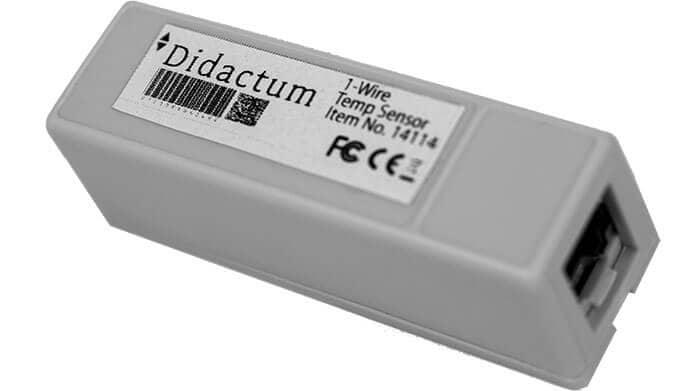 1-wire sensor temperature