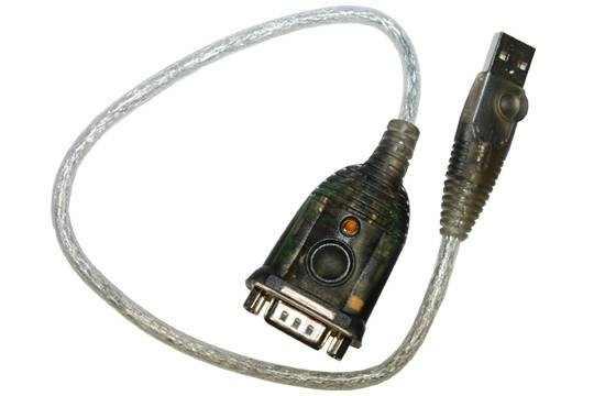 USB auf RS232 Adapter