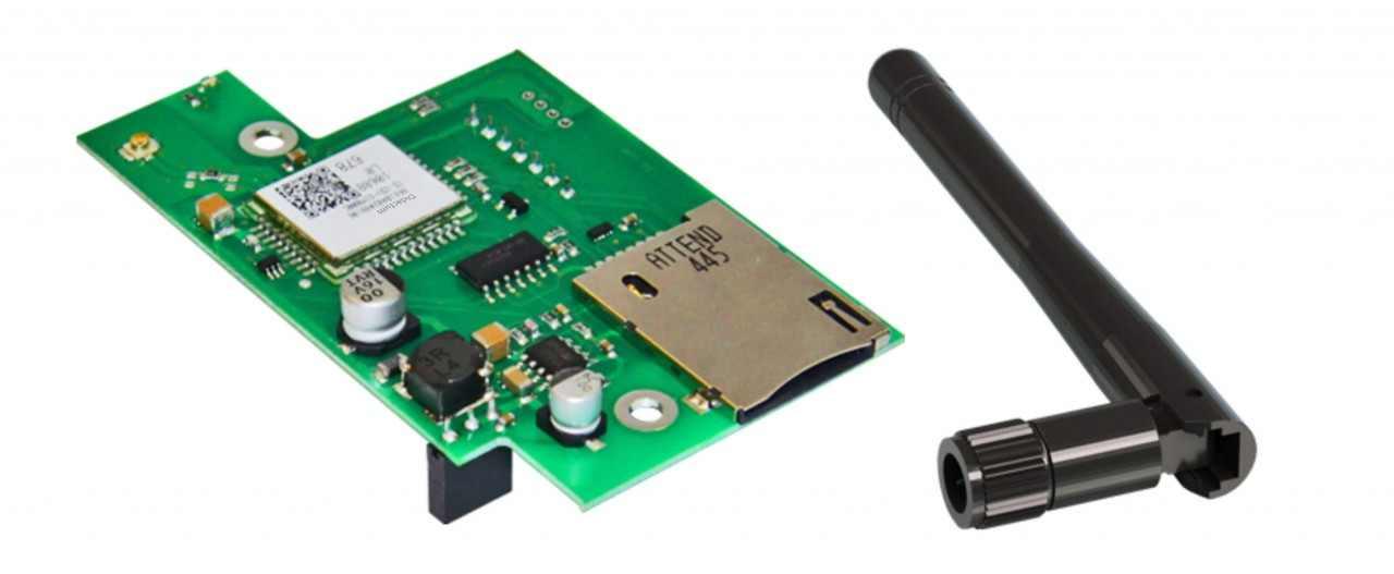 GSM modem voor netwerk controlesysteem 100 III
