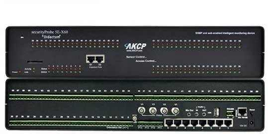 AKCP securityProbe 5E-X60 Monitoring Device