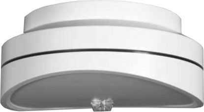 Detector de movimiento por infrarrojos combinado de microondas
