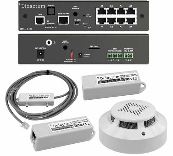 Monitoring System 400 IT-Basisschutz