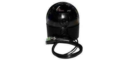 HD Pan Tilt Dome Security Camera