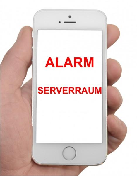 Alarmsystem-Serverraum
