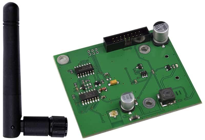 LTE Modem für Überwachungssysteme von Didactum