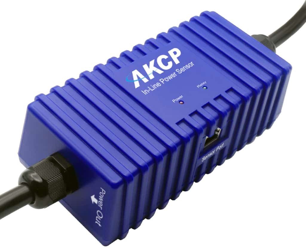 AKCP In-Line Power Meter