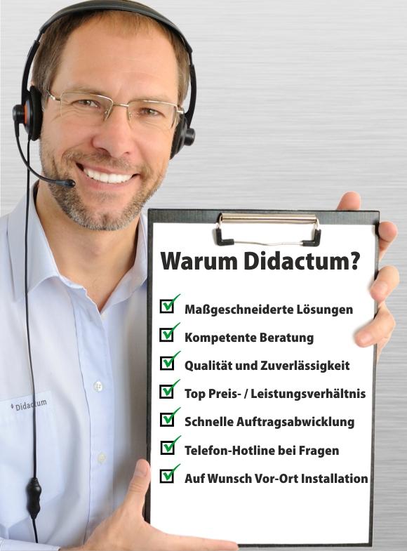 Im Online-Shop der Didactum Security GmbH erhalten Sie netzwerkbasierte Mess- und Überwachungstechnik