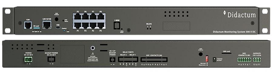 Monitoring Unit 500 II DC