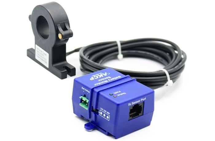 Batterie Monitor Sensor