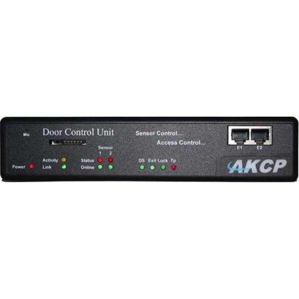 Türsteuergerät von AKCP / AKCess Pro