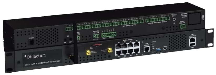 Monitoring System 600 DC
