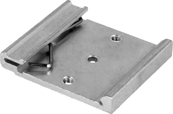 Mounting Plate for DIN rail mount of Monitoring System