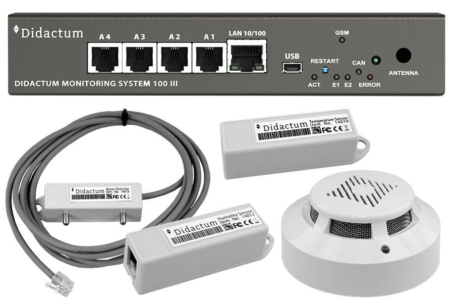 Monitoring System 100 IT-Basisschutz