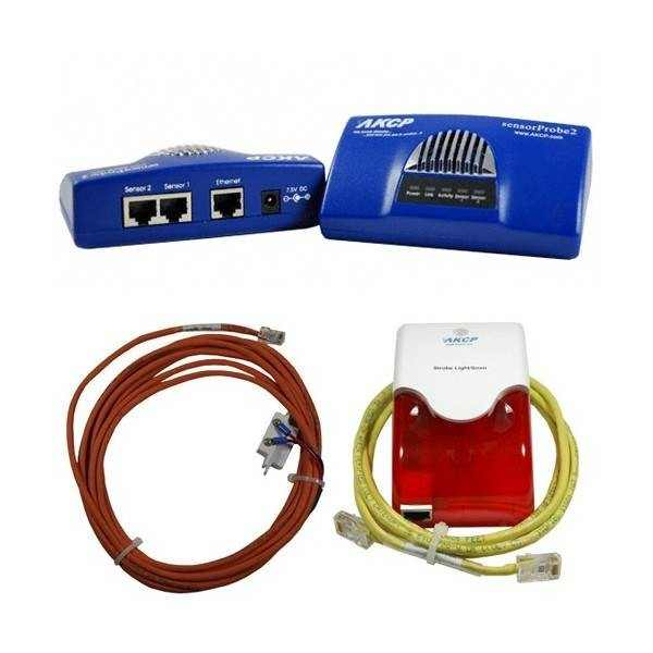 AKCP Monitoring Bundle - Security & Alarm