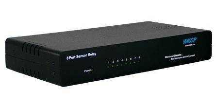 8-Port Sensor Relais