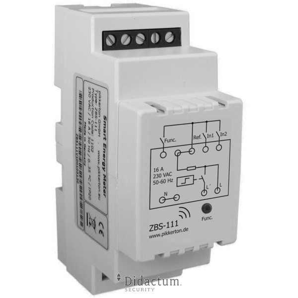 DIN Rail Energy Meter ZBS-111