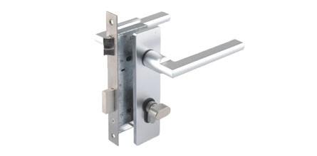 Elektronisches Türschloss mit Schließzylinder