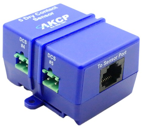 Sensor potentialfreier Kontakt mit 5 Eingängen