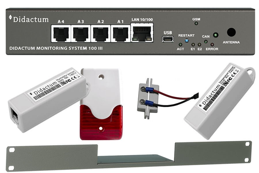 Monitoring System 100 Bundle Rackmonitoring